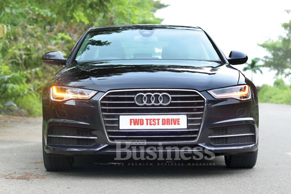 Audi A6 – Caught In The Matrix