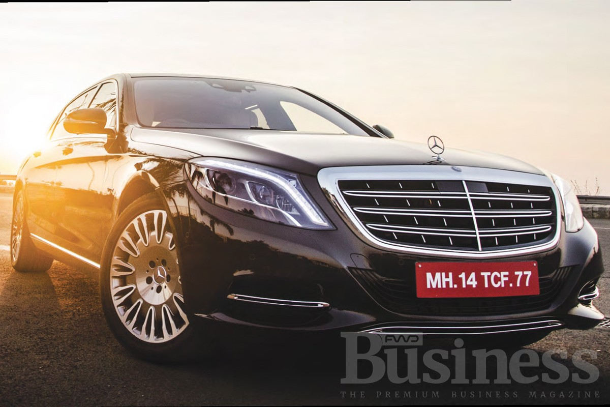 Magnificently Majestic – Mercedes Maybach S600
