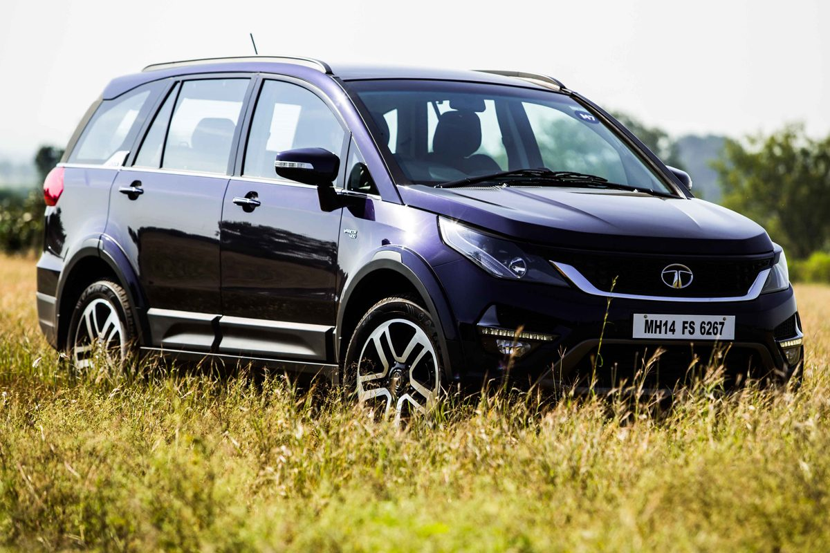 Tata Hexa promises to offer customers dynamic driving experience