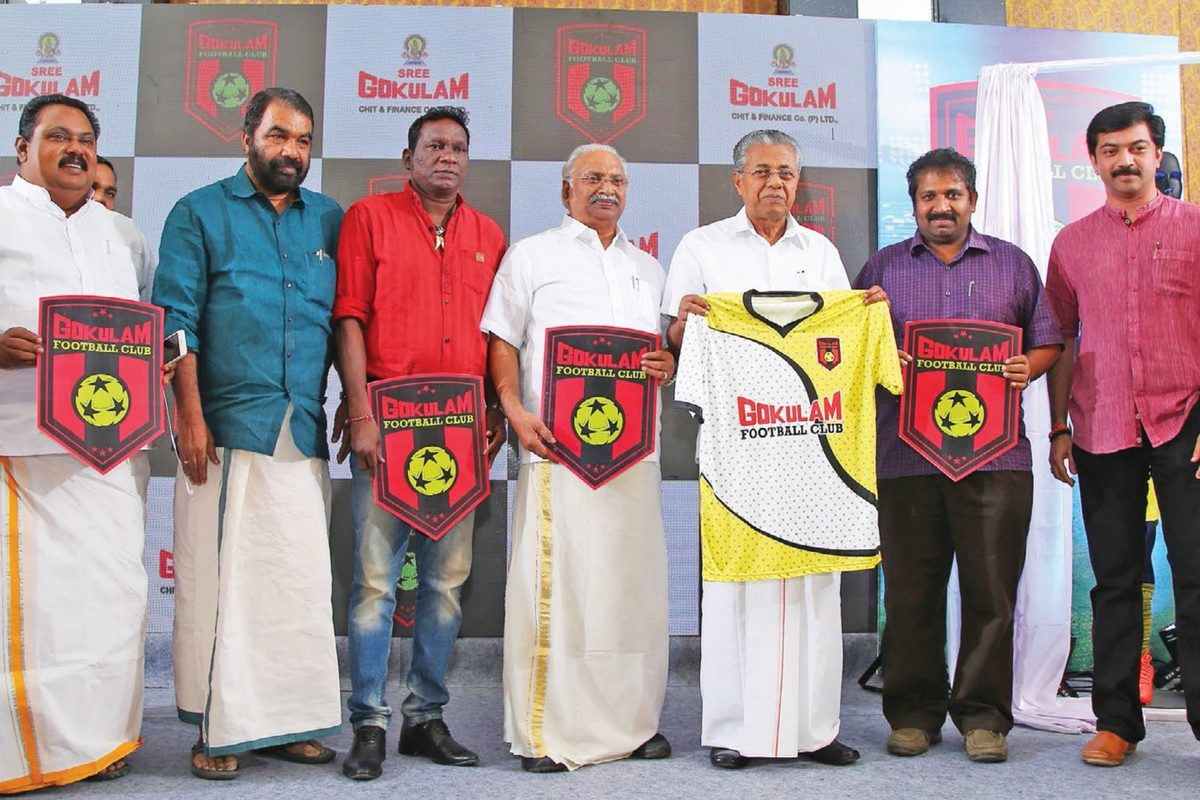Rediscovering Football Glory​ of Kerala​
