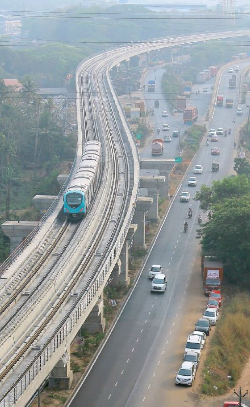 FWD Business Kochi Metro is all set to redefine commuting and transportation in the City (2)